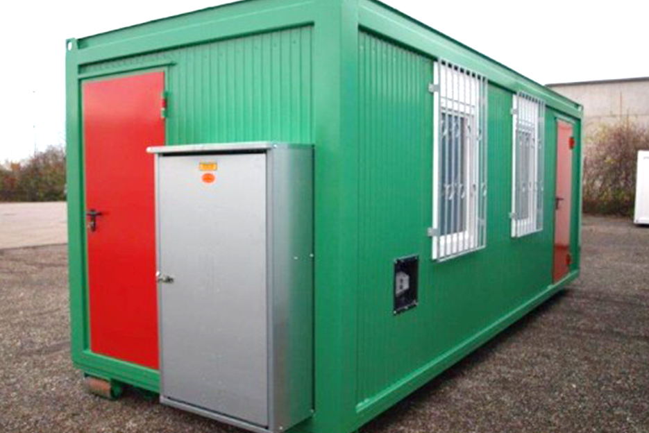 Abrollcontainer 6 5 m for Stabile sta hle